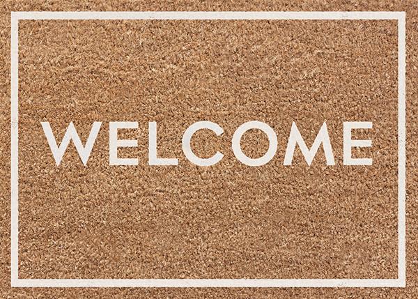 Welcome Mat (Greeting) - kate spade new york - Congratulations