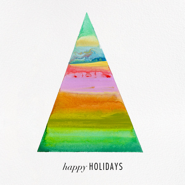 Lux (Holiday Greeting) - Kelly Wearstler - Holiday cards
