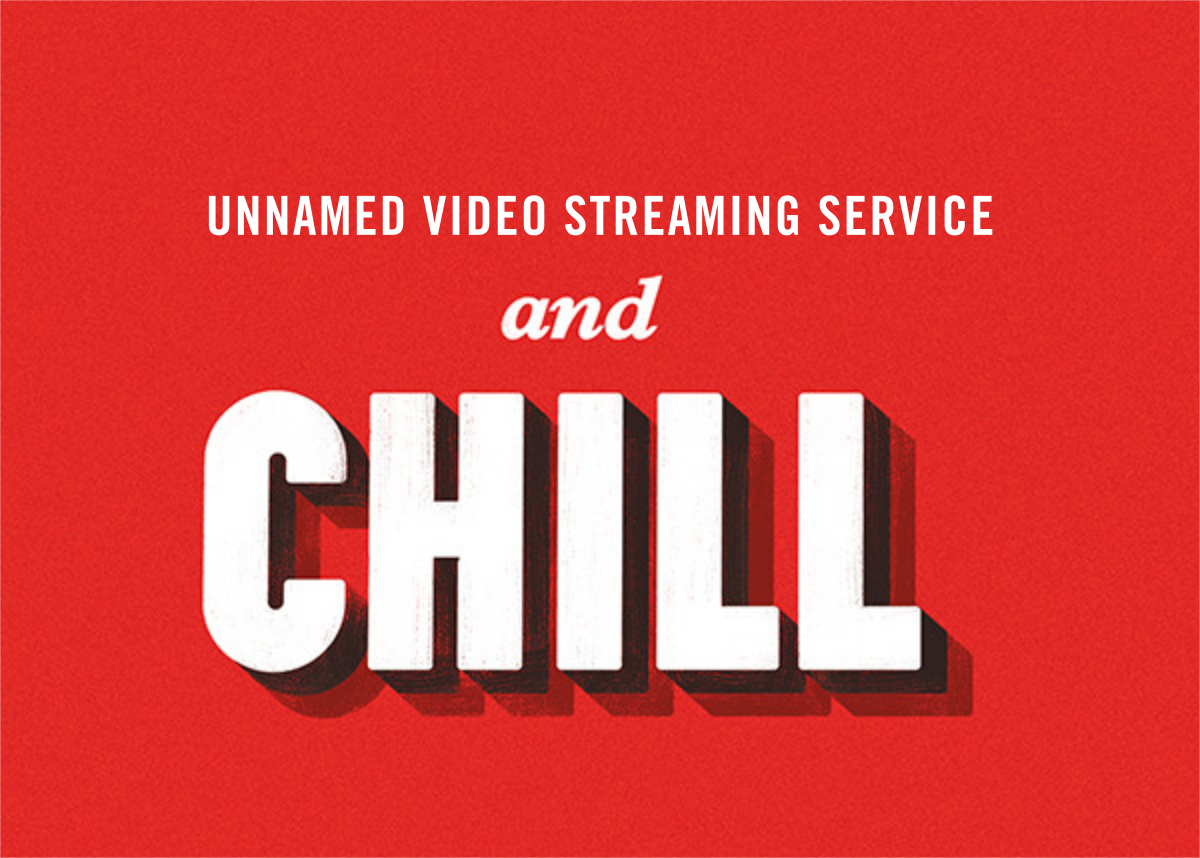 ____ and Chill - Paperless Post - Valentine's Day