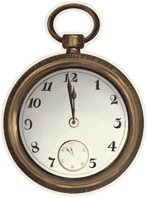 Pocketwatch  - Paperless Post - null
