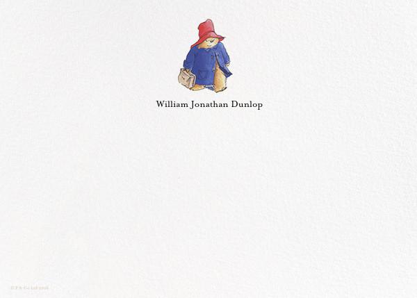 Paddington Steps Out (Stationery) - Paddington Bear - Kids' stationery