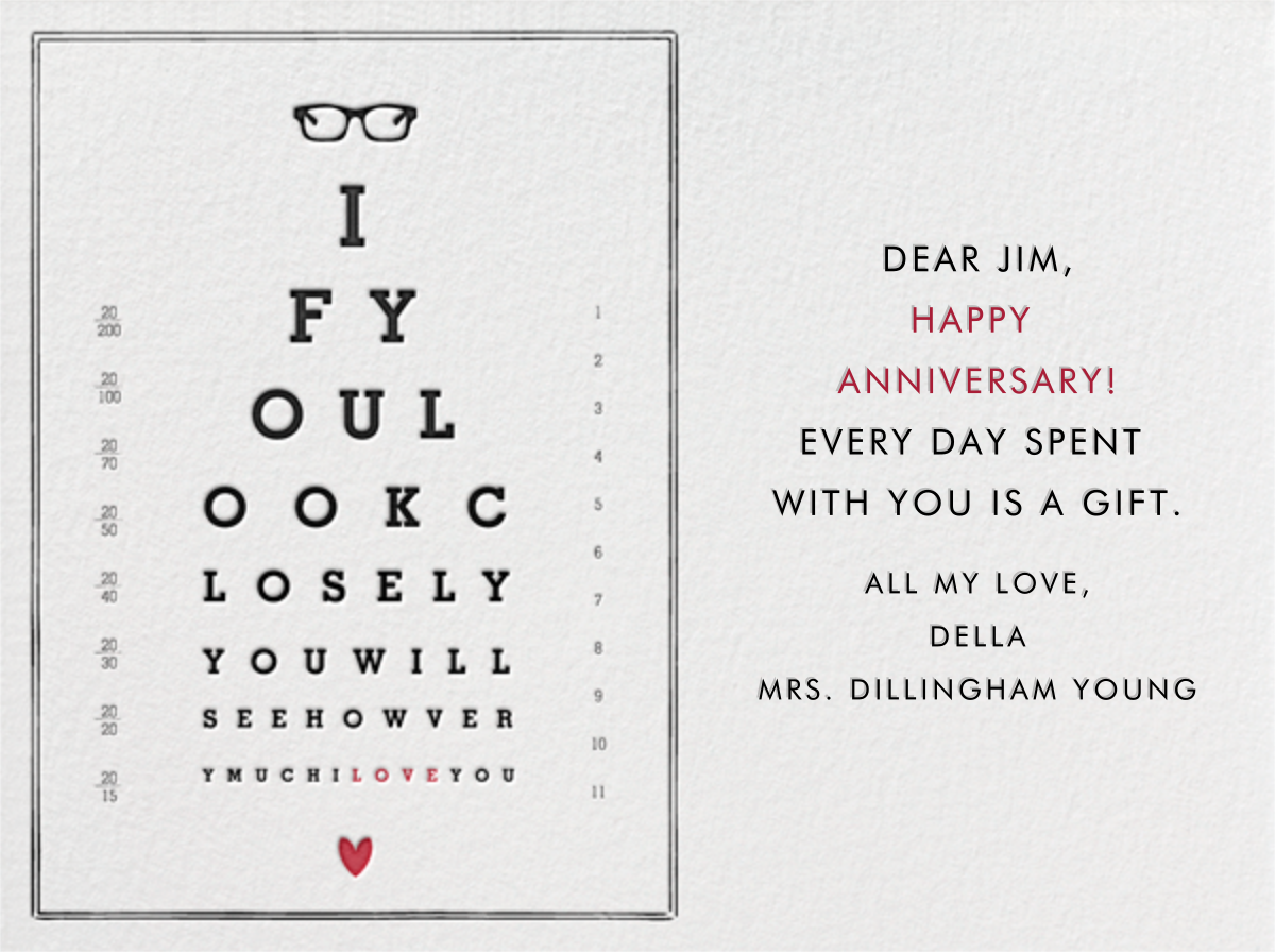 Eye Chart - Mr. Boddington's Studio