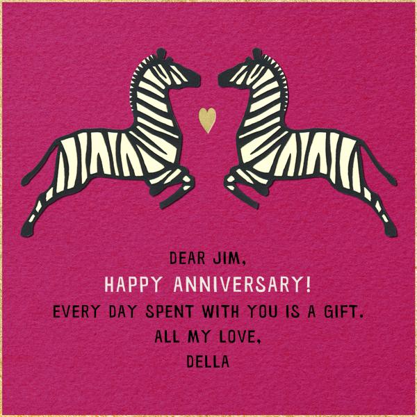 Zebra Love - Paperless Post