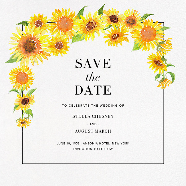 Heirloom (Save the Date) - Paperless Post - Destination