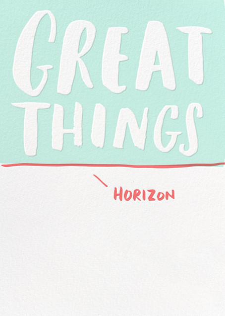 On the Horizon - Hello!Lucky - Congratulations