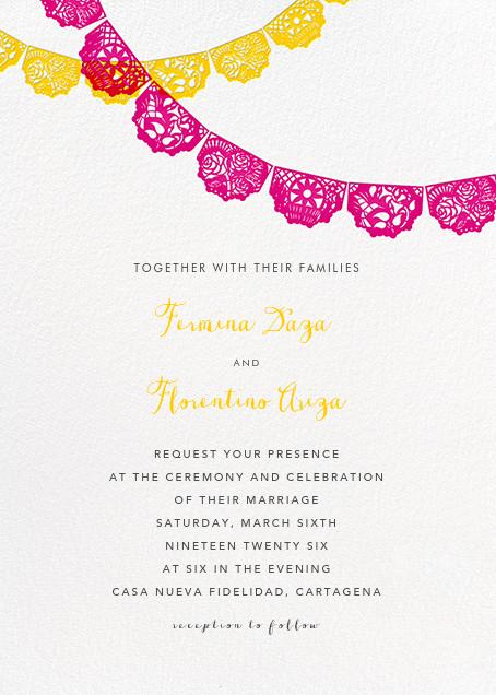 Tulum (Invitation) - Multi - Paperless Post - All