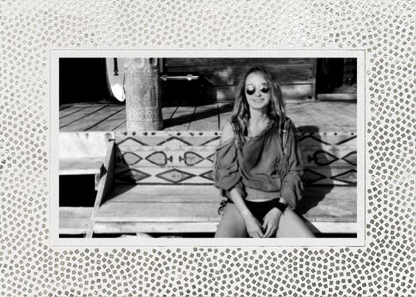 Konfetti (Horizontal Photo) - Silver - Kelly Wearstler - Kelly Wearstler