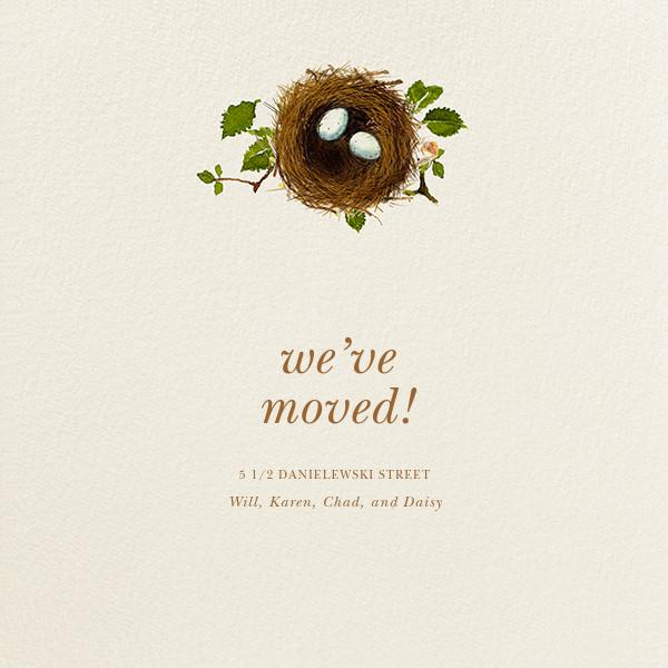 Nest Eggs - Felix Doolittle - Moving