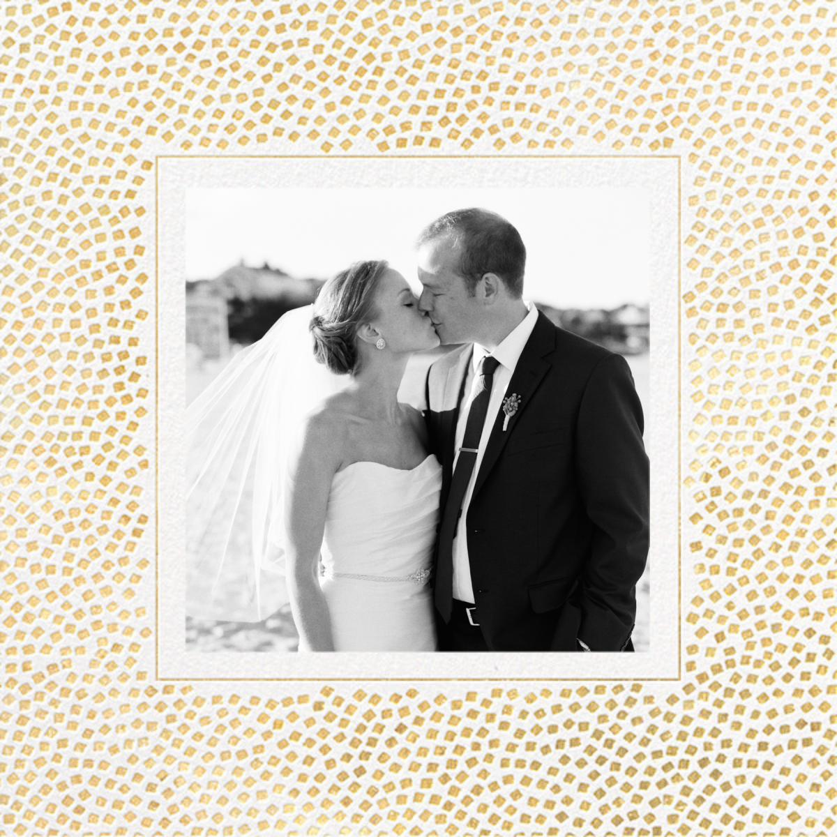 Konfetti (Photo) - Gold - Kelly Wearstler - Wedding