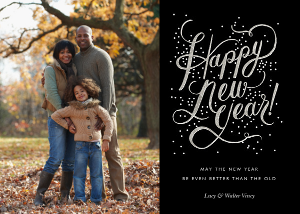 Shimmering New Year (Photo) - Rifle Paper Co. - New Year