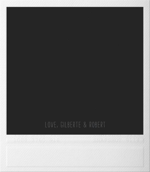 Snapshot - Paperless Post - Wedding - card back