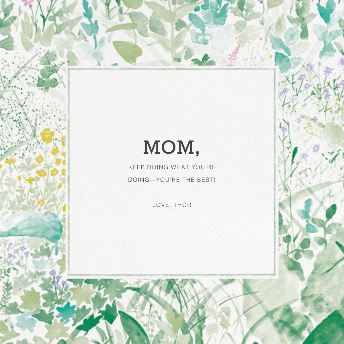 Kesanto (Square) - Marimekko - Mother's Day