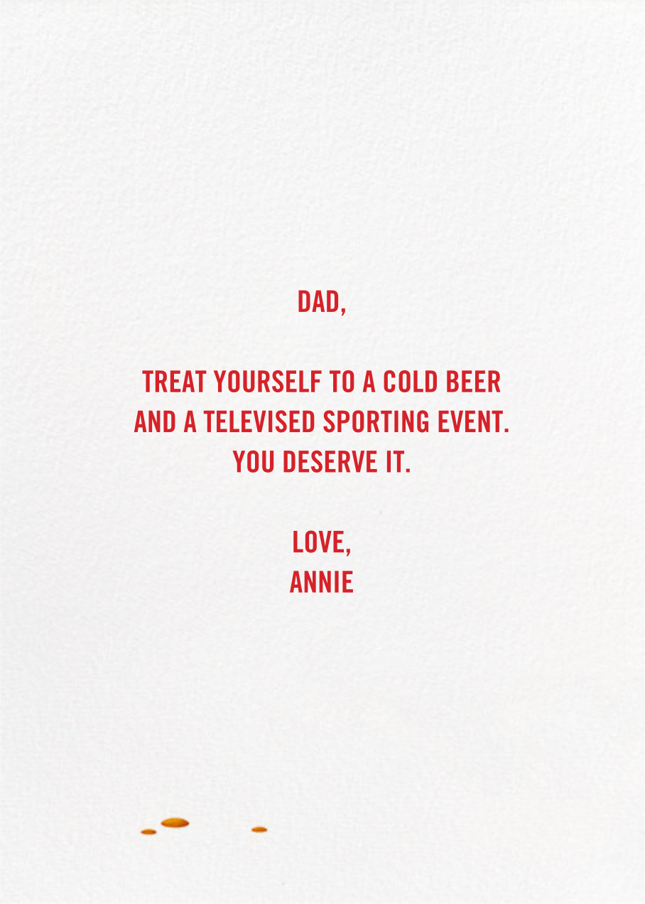 Hops with Pops - Paperless Post - Father's Day - card back