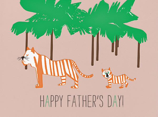 Jungle PaPa - Mr. Boddington's Studio - Father's Day