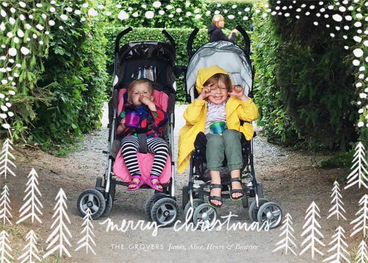 Pollenpine Christmas (Horizontal) - Linda and Harriett - Christmas
