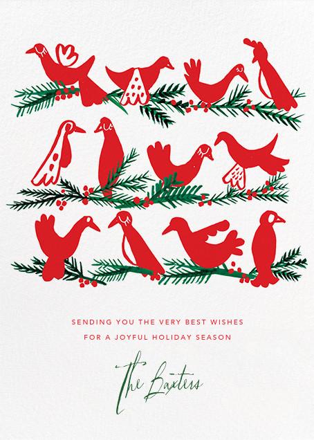 Peace Birds - Mr. Boddington's Studio