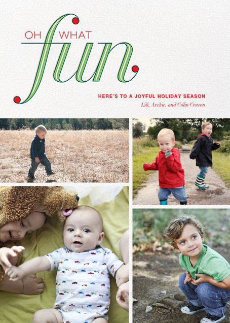 Elven Fun (Multi-Photo) - Paperless Post