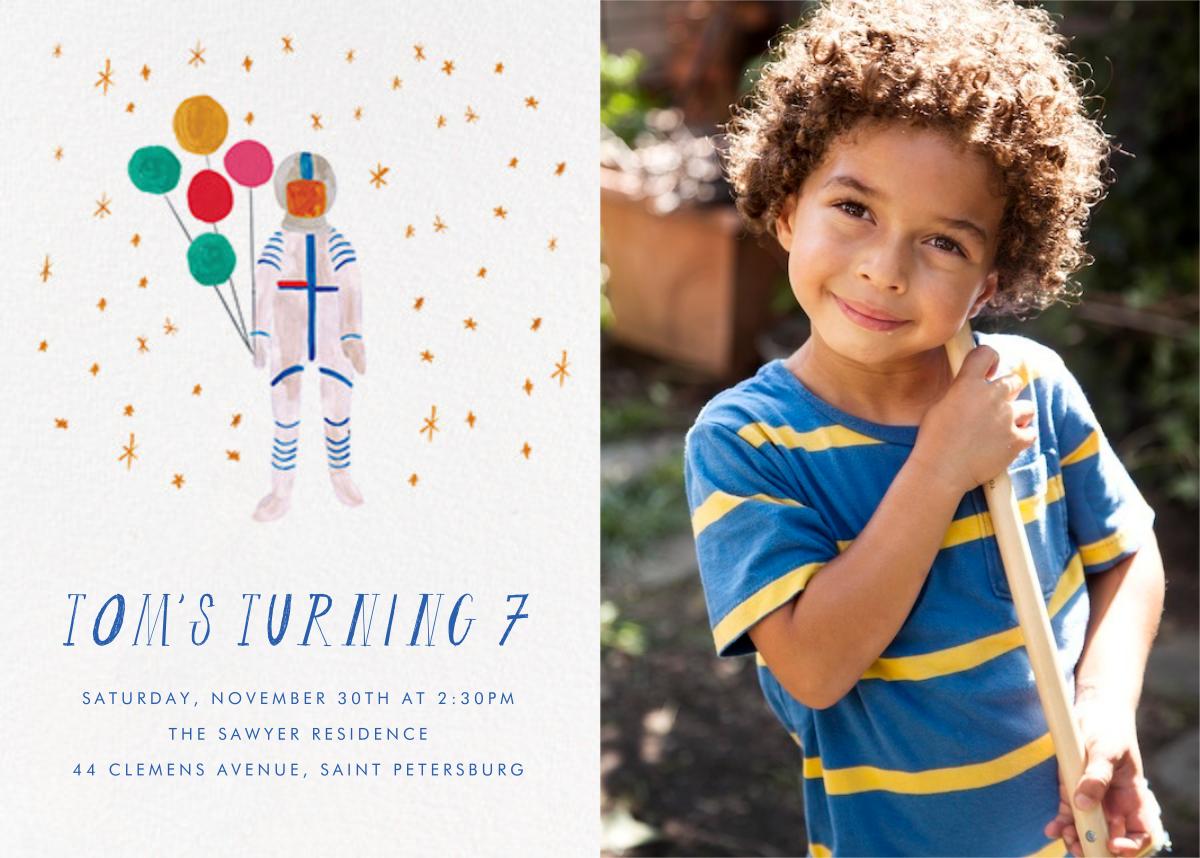 Three, Two, One (Photo) - Mr. Boddington's Studio - Kids' birthday