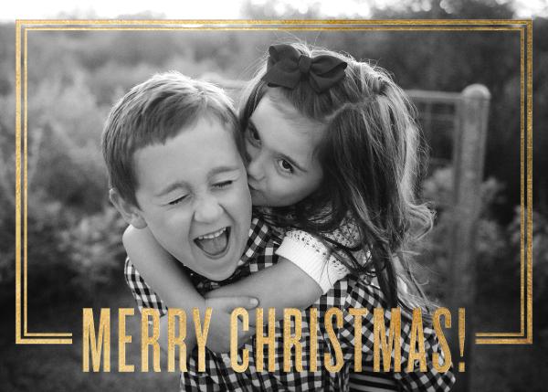 Christmas Exclamation - Gold - Jonathan Adler - Christmas