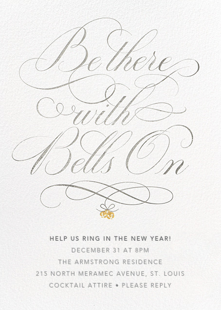 Bell of the Ball - Cheree Berry - New Year's Eve
