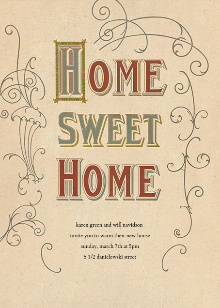 Vintage Homecoming - John Derian - Housewarming