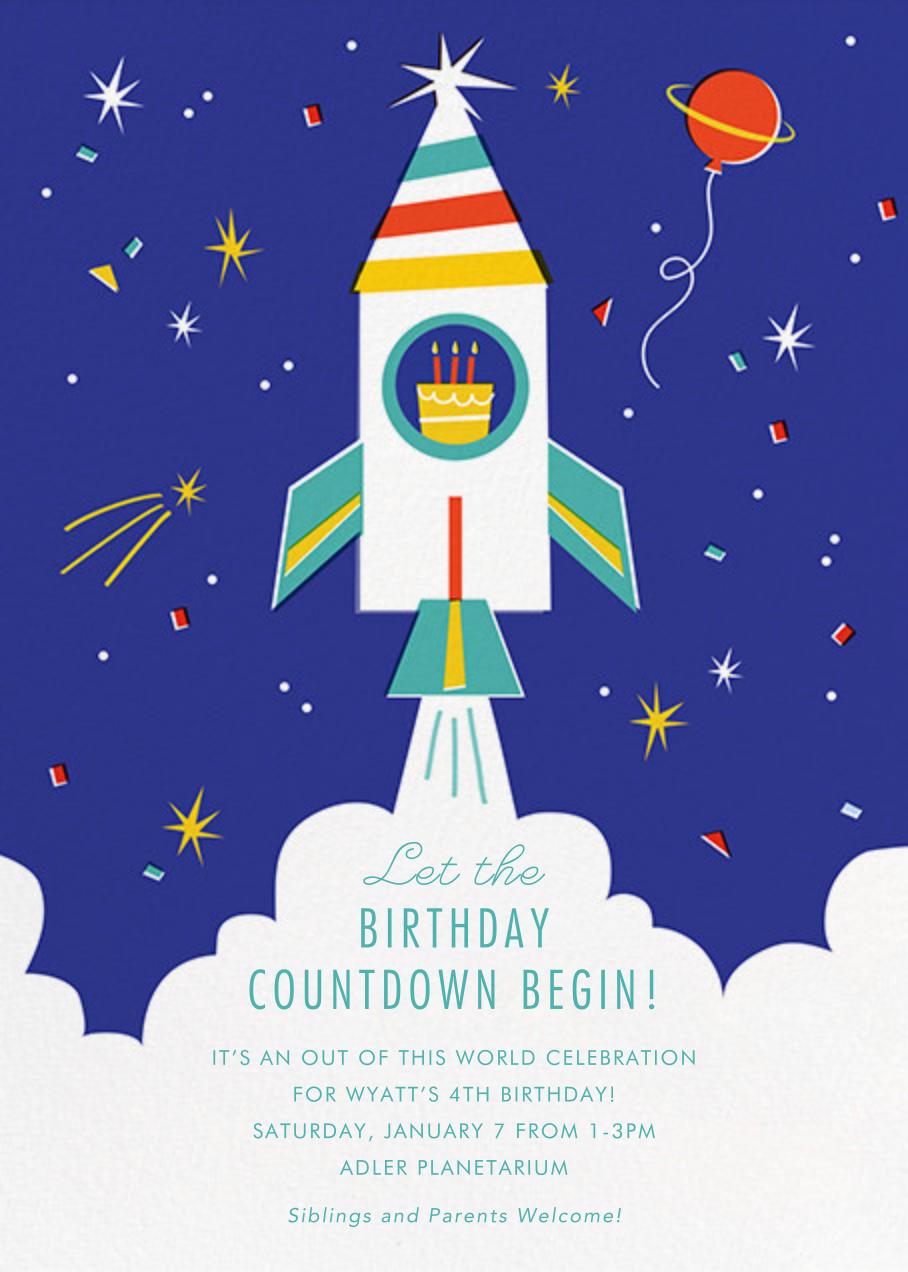 Cosmic Cake - Cheree Berry - Kids' birthday