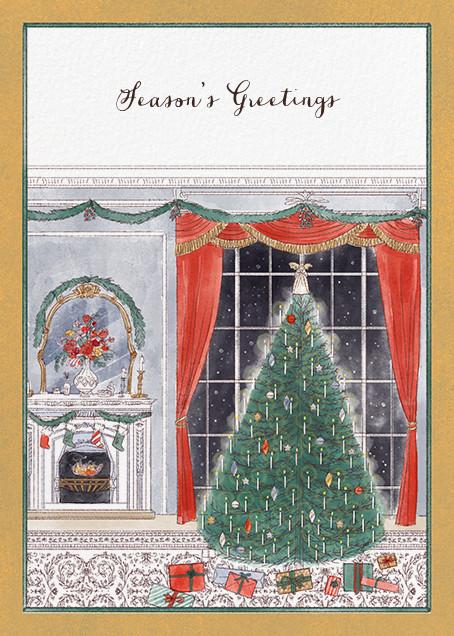 Holiday Hall - Paperless Post - Christmas