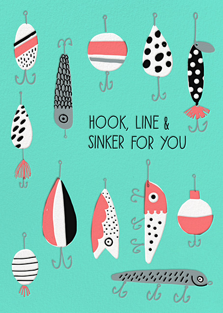 Hook, Line, and Sinker - Hello!Lucky - Valentine's Day