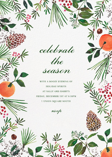 Holiday Market - Happy Menocal - Cocktail party