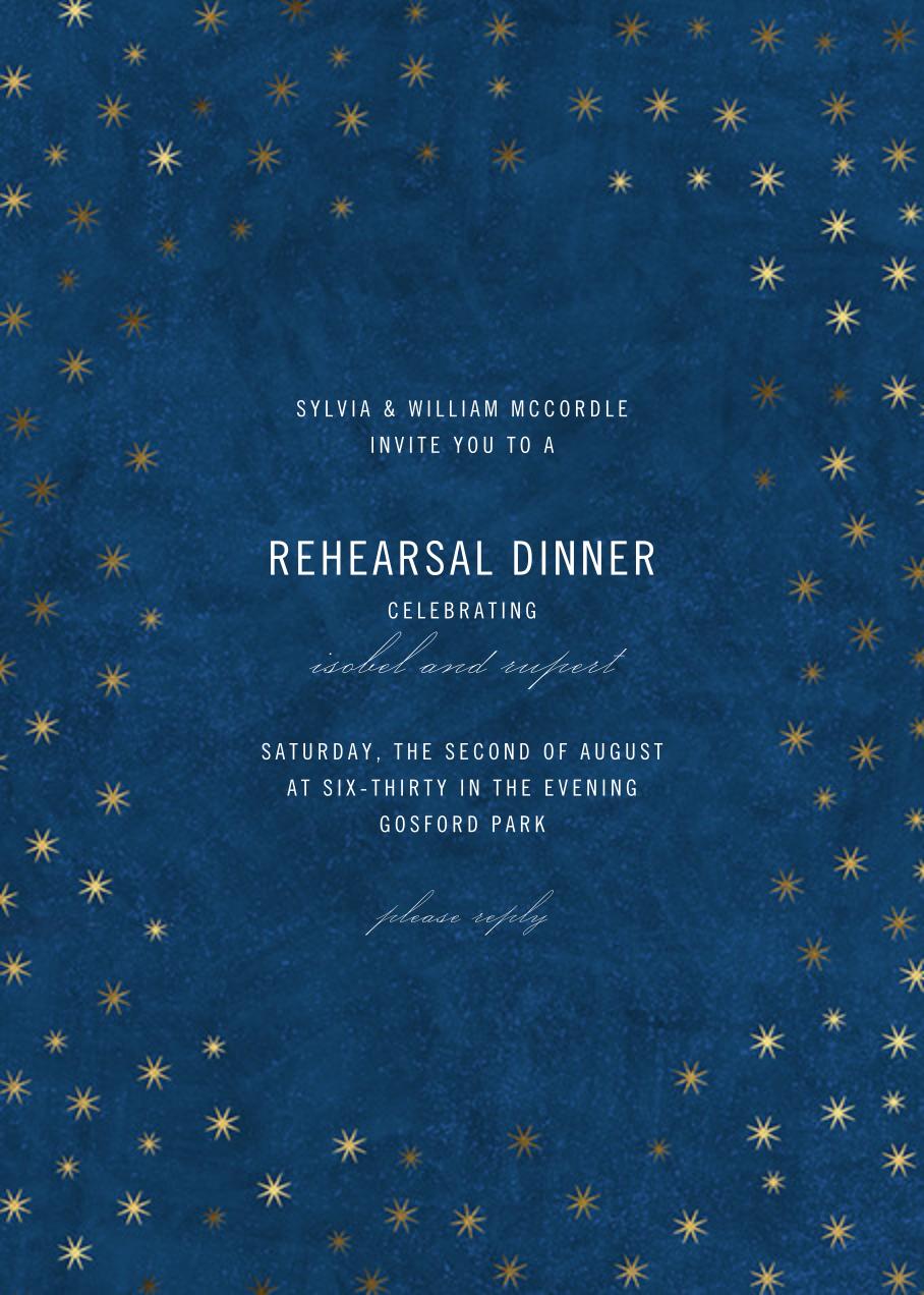 Celeste (Invitation) - Paperless Post - Rehearsal dinner