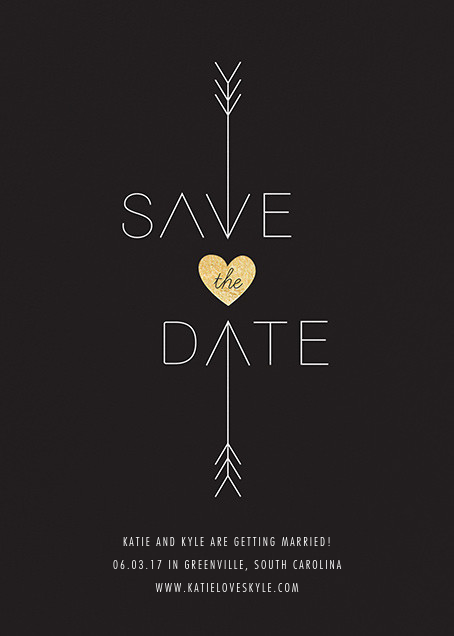 Cupid Was Here - Caviar - Cheree Berry - Save the date