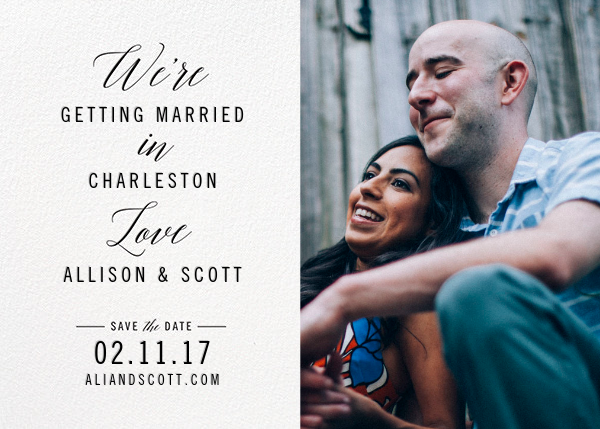 We're in Love (Photo) - Cheree Berry Paper & Design - Photo