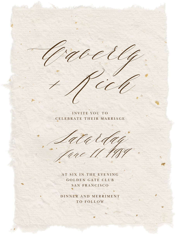 Cennini (Invitation) - Paperless Post - All