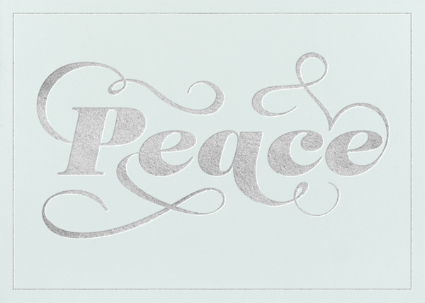 Peace on Earth - Paperless Post