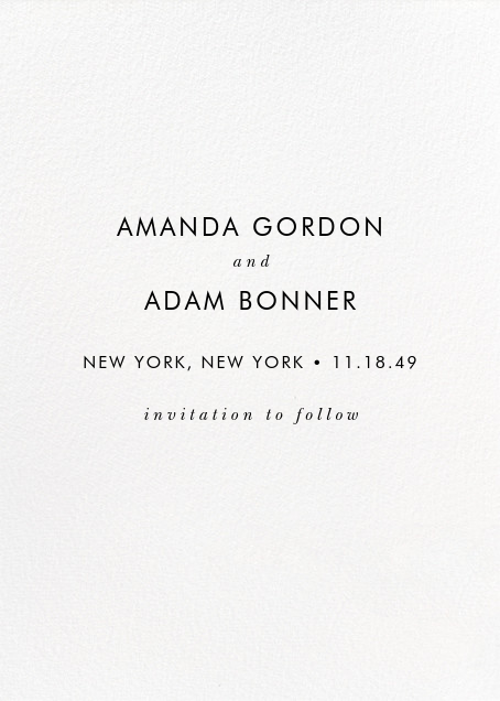 Marriage Baronial - White - kate spade new york - Back