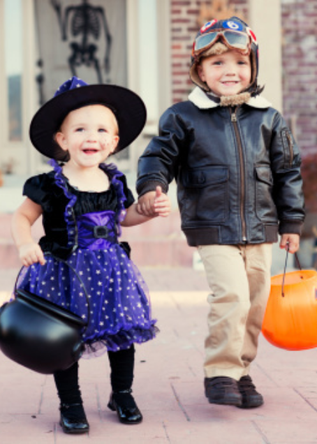 Full-Page Photo (Double-Sided) - Paperless Post - Halloween