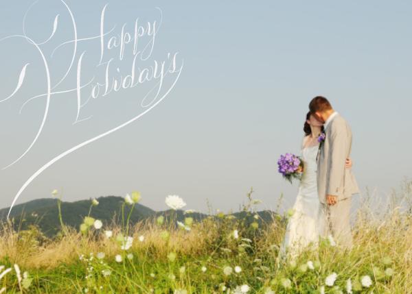 Happy Holidays - Photo - Bernard Maisner - Holiday cards