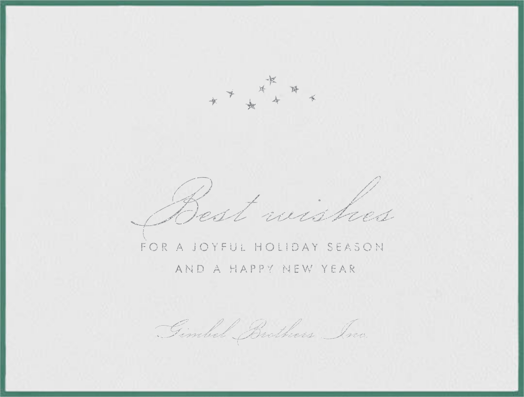 Galilei - Sargasso - Paperless Post - Holiday cards