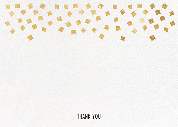 Fette (Stationery) - White/Gold - Kelly Wearstler - Wedding