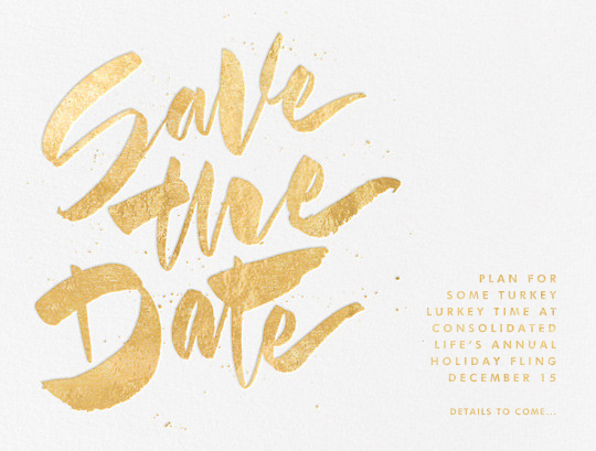 Johanna III - Paperless Post - Party save the dates