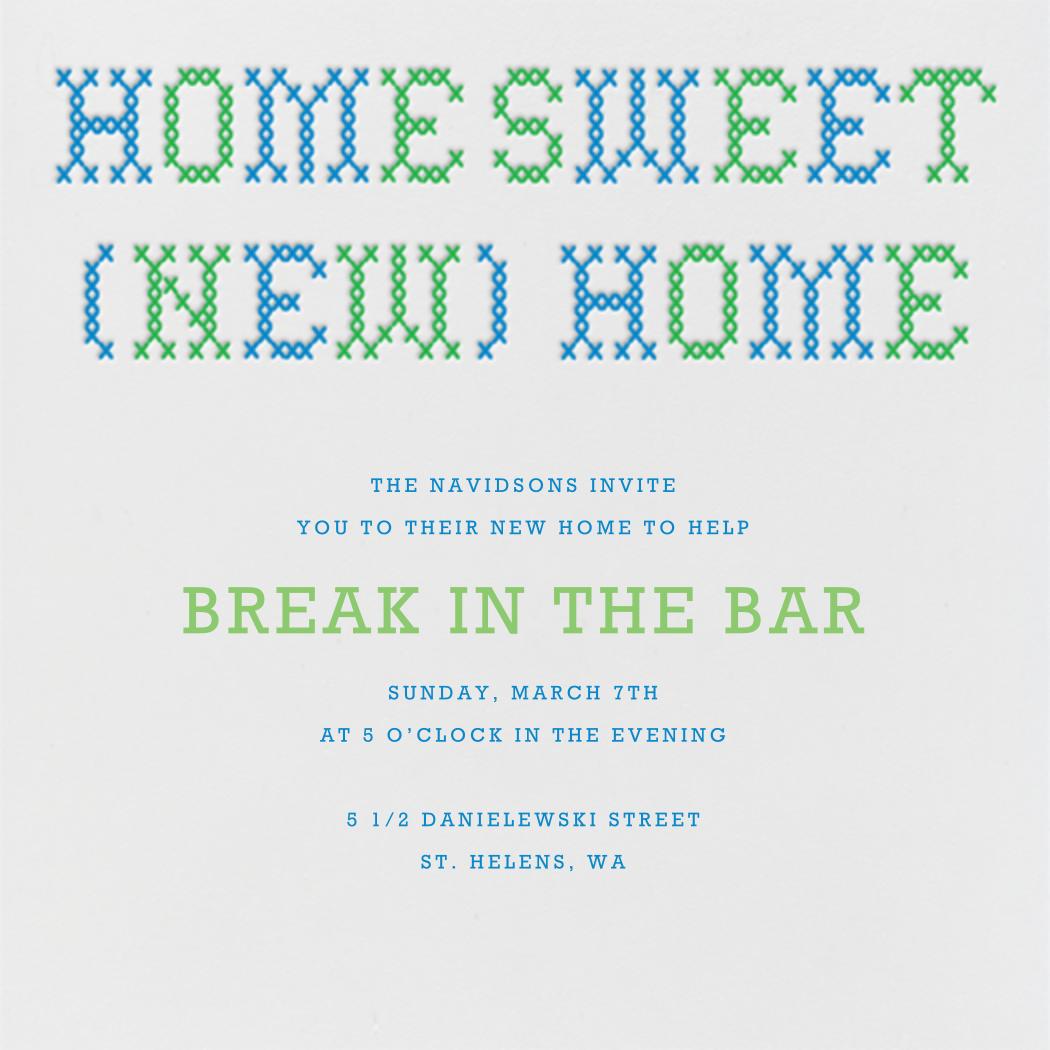 Home Sweet New Home - Paperless Post - Housewarming