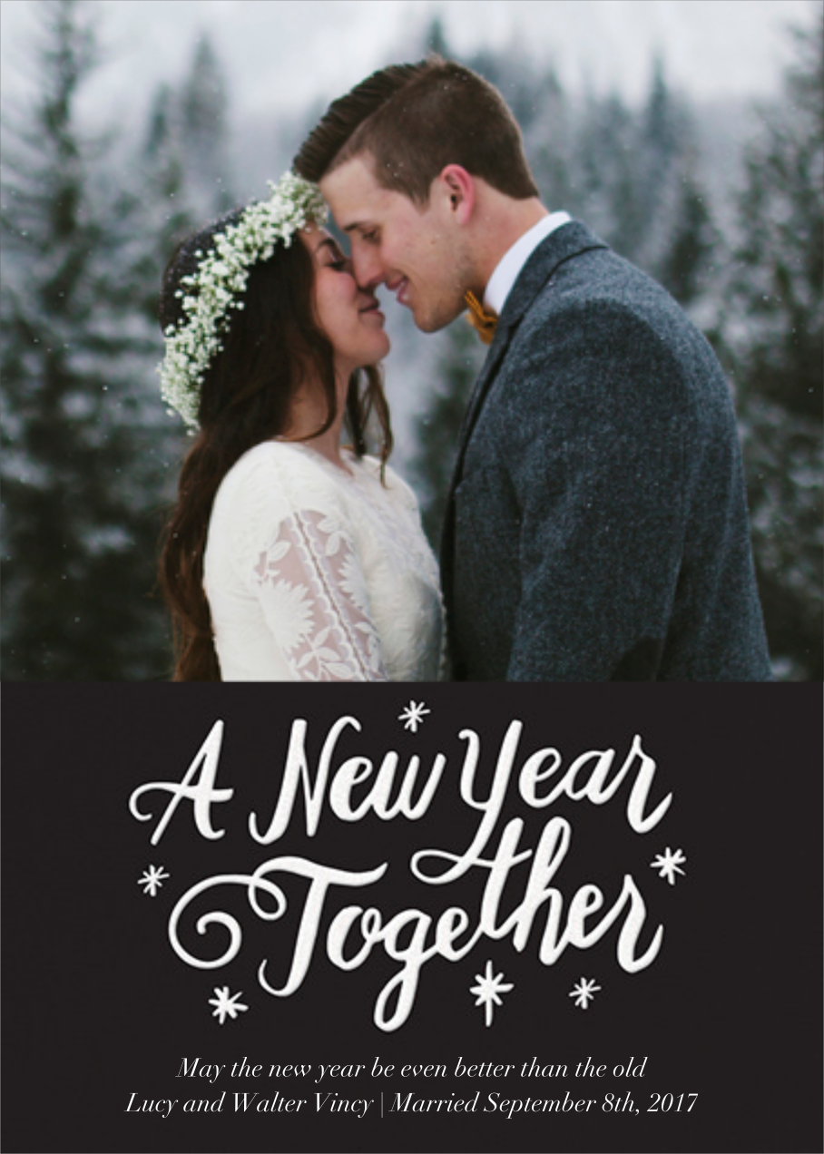 New Year Together - Paper Source - New Year
