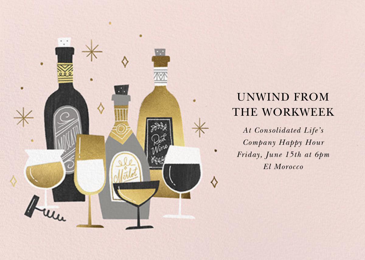 Wine Tour - Paperless Post - Happy hour