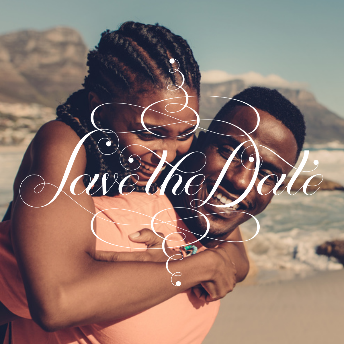 Signum Photo Save the Date - Paperless Post - Photo