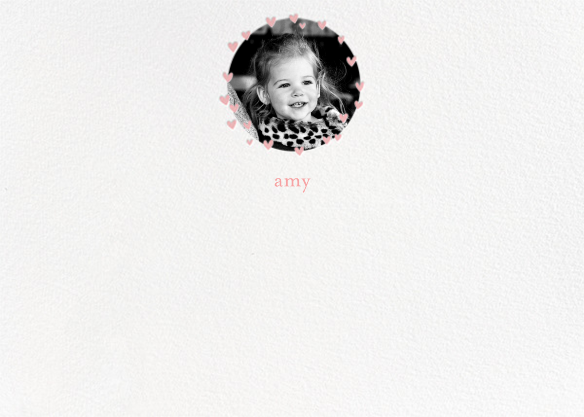 Little Heart Halo (Stationery) - Pink - Little Cube - Kids' stationery