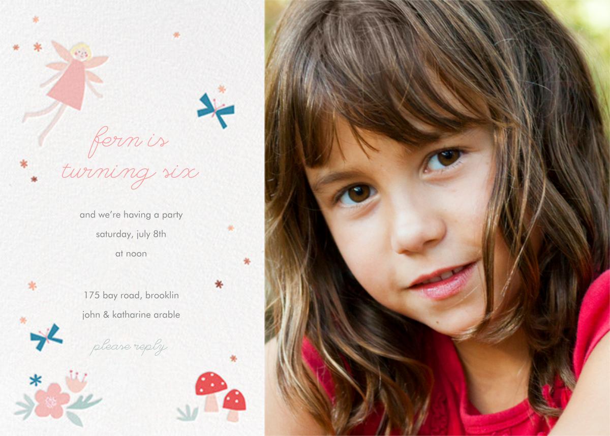 Fairy Nice Photo - Meringue - Meri Meri - Kids' birthday