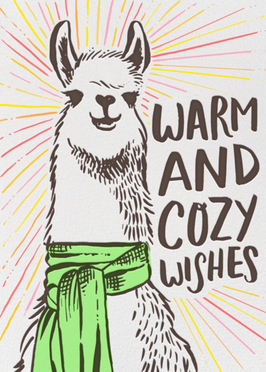 Peace and Alpacas - Hello!Lucky