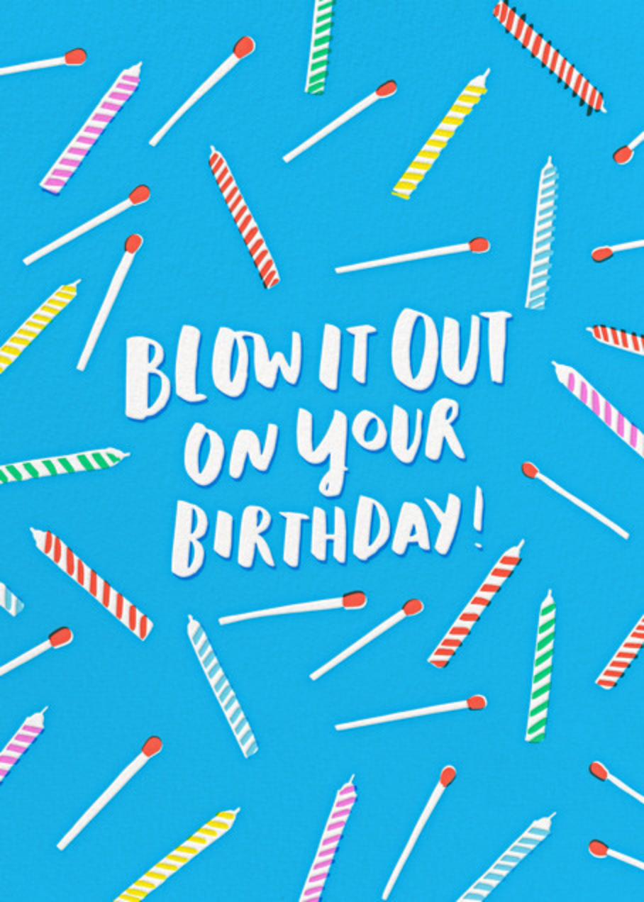Birthday Blowout - Hello!Lucky - Birthday
