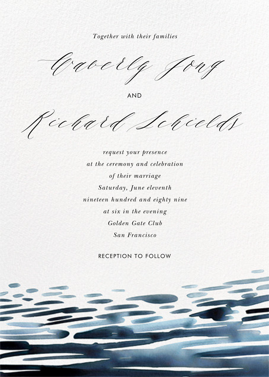 Girandella (Invitation) - Paperless Post - All