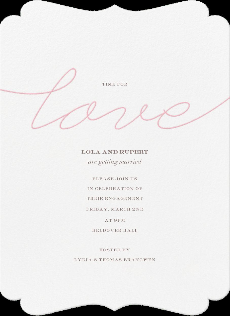 Thayer - Crane & Co. - Engagement party